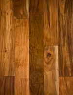 Solid Blacknut Hardwood Flooring