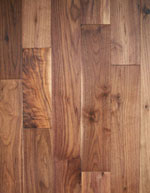 Solid Walnut Hardwood Flooring